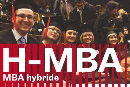 H-MBA le MBA hybride du Cnam
